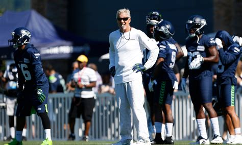 seattle seahawks unveil st depth chart   regular season