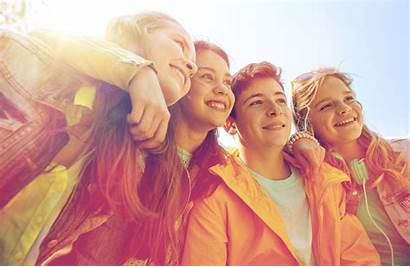 Happy Teens Health Mental Teen Therapy Ages