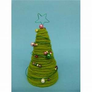 Weihnachtsdekoration Selber Basteln : ber ideen zu filz weihnachtsb ume auf pinterest ~ Articles-book.com Haus und Dekorationen