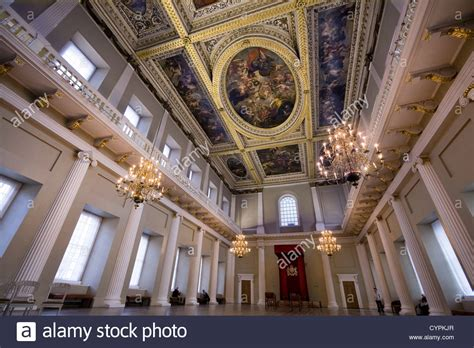 interior   banqueting house whitehall