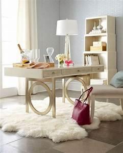 Feminine Home Office Decor Ideas ComfyDwelling