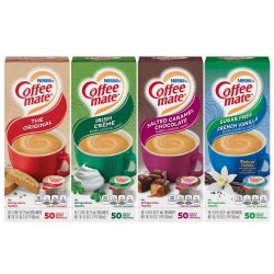 Within each cup, the classic taste of rich irish cream is complemented with a delicate hint of liqueur flavor that delivers a rich indulgent coffee nestle coffee mate liquid coffee creamer, irish creme creamer singles, 50 ct. Nestl Coffee mate Liquid Creamer OriginalSugar FreeFrench ...
