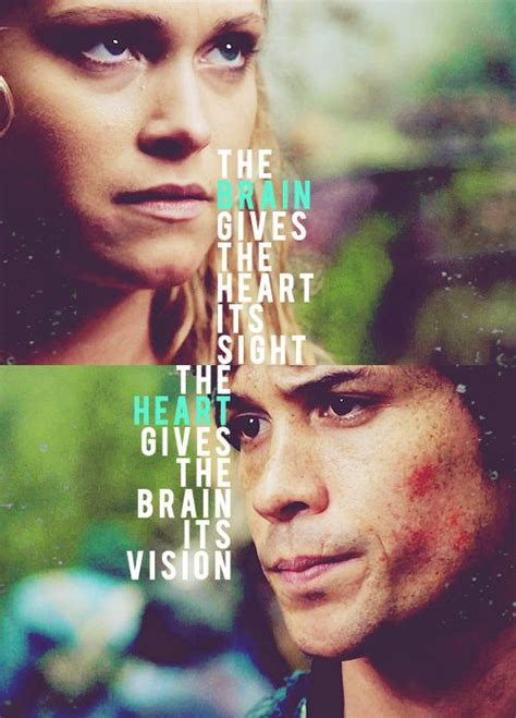 The 100 Quotes The 100 Tv Quotes Quotesgram