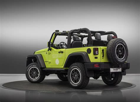 Jeep® Au Mondial De Paris 2016