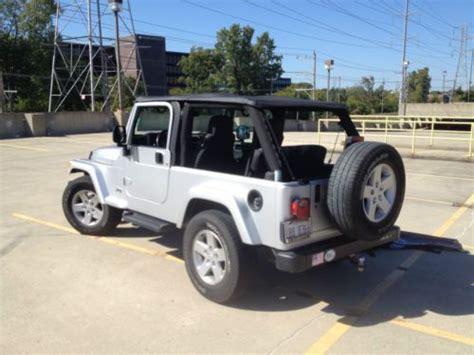 2006 jeep wrangler 4 door buy used 2006 jeep wrangler unlimited sport utility 2 door