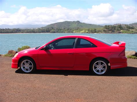 kauaiboy  honda civic specs  modification