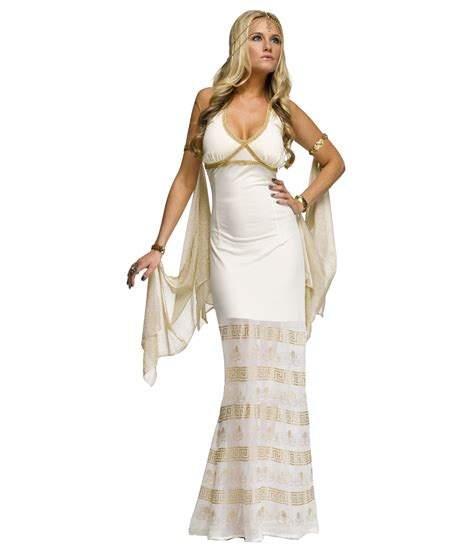 Greek Glamour Goddess Womens Costume - Greek Costumes
