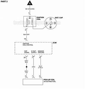Ignition System Wiring Diagram  1994
