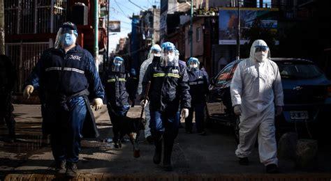 coronavirus argentina covid  mapa numero casos
