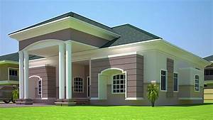 House Plans Ghana Holla 4 Bedroom House Plan In Ghana