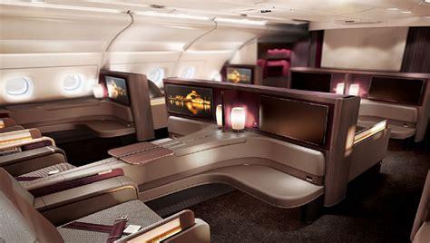Qatar Airways Dévoile La Première Classe De Ses Airbus