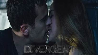 Divergent Fourtris Wallpapers Known Four Tris Movies