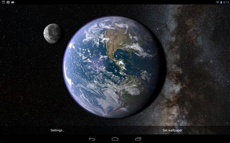 earth android earth moon in hd gyro 3d play top apps