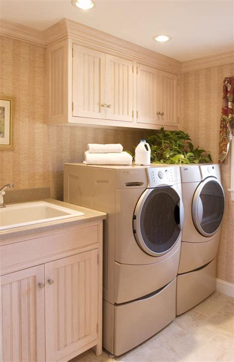 Durable And Reliable Laundry Room Cabinets
