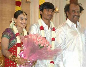 I'm a Rajnikanth fan first, then his son-in-law: Dhanush ...