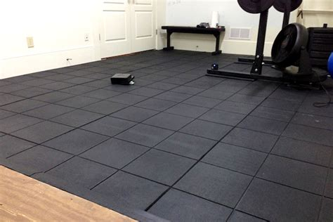 rubber flooring tiles how to clean and maintain rubber floor tiles the