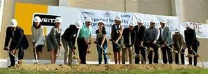Groundbreaking Ceremony Held at Burke High School in Omaha ...