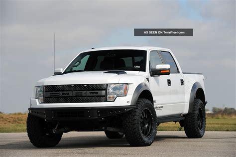 600 Horsepower Ford Raptor