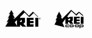 brand new new logo for rei