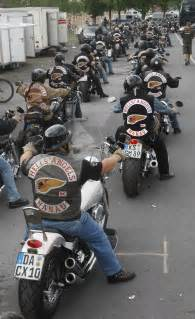 Hells Angels Motorcycle Gang