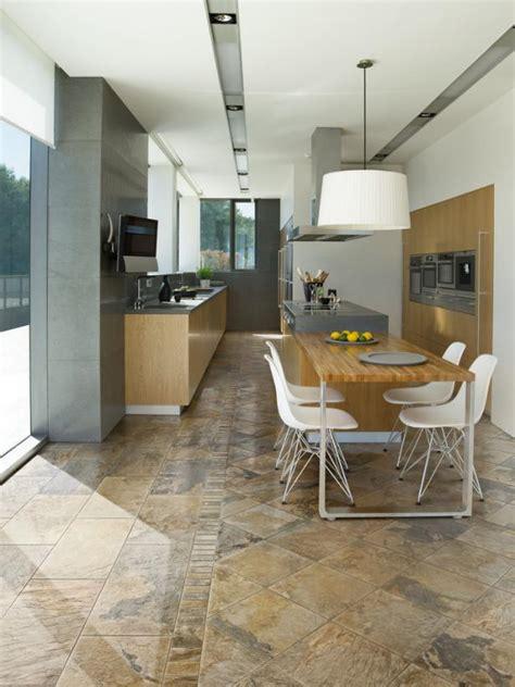 best vinyl tile for kitchen tile kitchen floors hgtv 7805