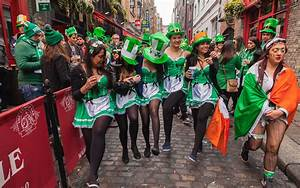 how to do dublin on st s day travel leisure