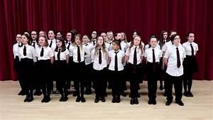 Deans Community High School sing Christmas Carols - YouTube