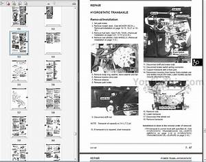 John Deere Lx172 Lx173 Lx176 Lx178 Lx186 Lx188 Repair Manual  Lawn Tractors   U00ab Youfixthis
