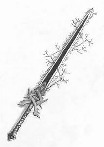 sword by cokolwiek on DeviantArt