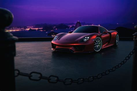 Porsche 918 Spyder Wallpapers, Pictures, Images