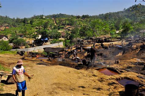 Wisata Sejarah di Cepu Blora Jawa Tengah