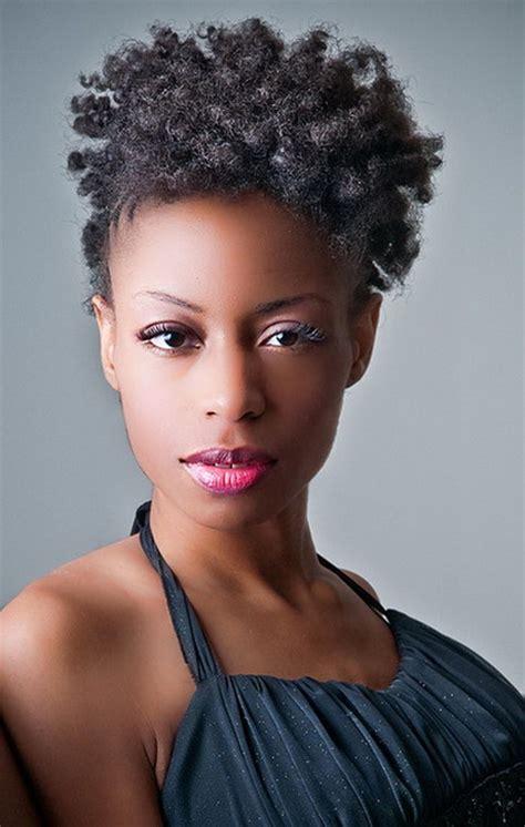 short afro hairstyles  black women