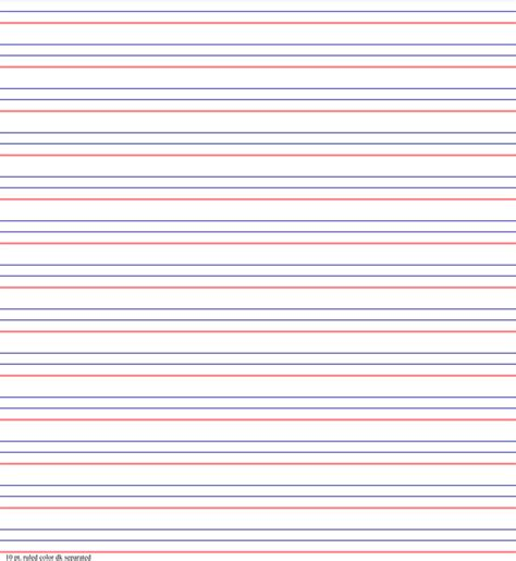 Three Column Line Ruled Templates by 15 Notebook Templates To Create A Custom Notebook