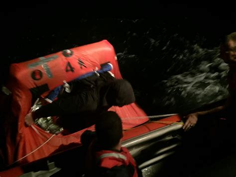 Fishing Boat Sinks In Sea Of Cortez by Dvids Images Coast Guard Rescues 2 Fishermen After