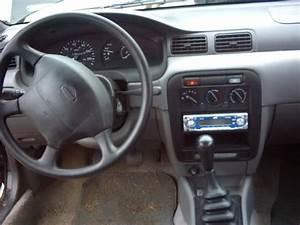 1997 Nissan Sentra Interior