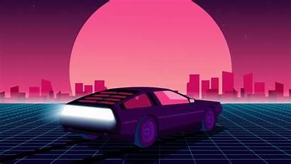 Retro Synthwave Royalty Eighties Ethereum Future Vibe