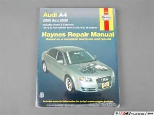 2007 Audi A4 B7 Workshop Manual