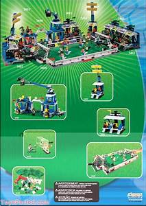 Lego 3418 Point Shooting Set Parts Inventory And
