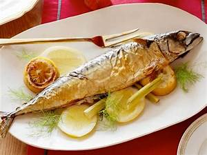 Roasted Whole Mackerel Recipe | Alex Guarnaschelli | Food ...