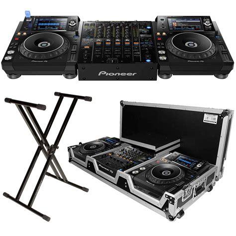 Pioneer DJM900NXS2 4Channel Digital DJ Mixer with (2