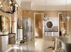 Deco Baroque Moderne : interieur maison baroque ~ Teatrodelosmanantiales.com Idées de Décoration
