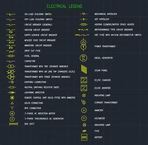 Electrical Legend
