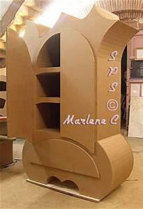 Petite Armoire Penderie : armoire et petite penderie en carton ~ Preciouscoupons.com Idées de Décoration