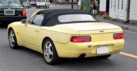 List Of Cars By Tag Porsche 968porsche 968, Porsche 968