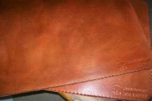 Handmade Custom Leather Desk Pads By Kerry39s Custom