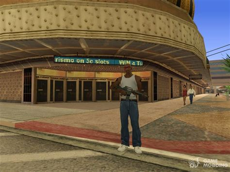 Save the old Venturas Strip for GTA San Andreas