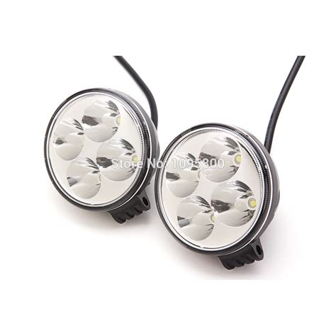led lights 3 inch 3 inch 12w offroad led spot light led driving light 12v