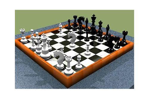 baixar de xadrez 2 jogadores 3d