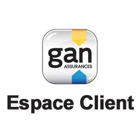 www ganassurances fr gan assurance espace client