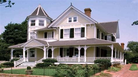 queen anne style house characteristics youtube